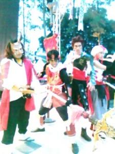 cosplay at ciwalk